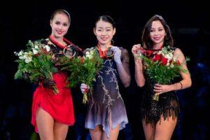 「私たちのチャンピオン」紀平梨花2018グランプリファイナル優勝とFSの海外の反応
