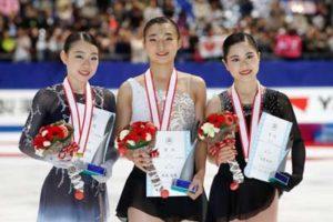 坂本花織2018全日本選手権優勝