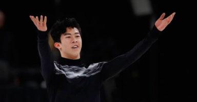 ネイサン・チェン2019全米選手権優勝