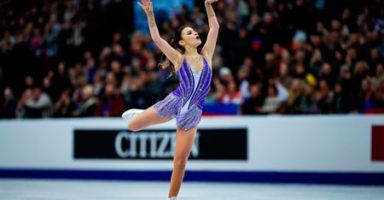 ソフィア・サモドゥロワ2019欧州選手権FS