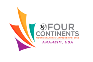 四大陸選手権2019ロゴ